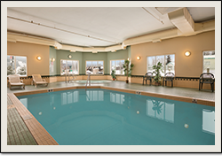 pool & fitness room